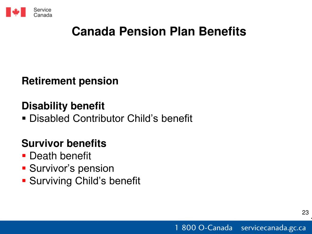 Tax Disability Benefits in Canada | National Benefit Authority