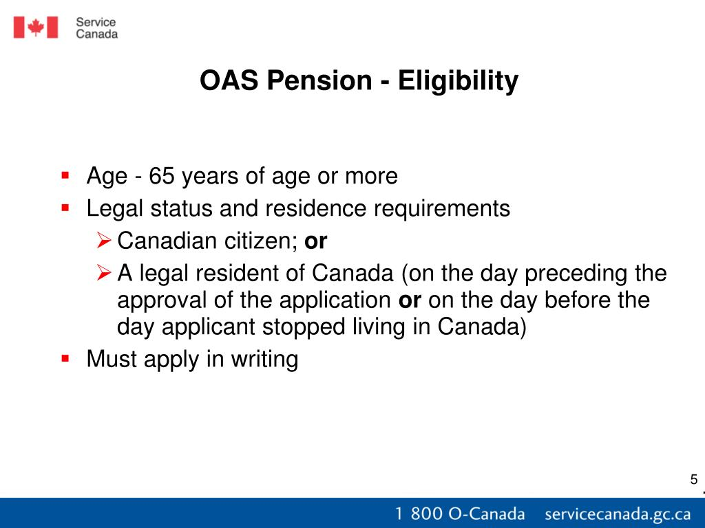 Canada Pension Plan Old Age Security Application 120