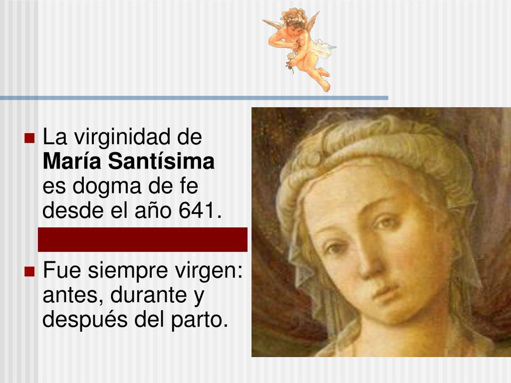 La virginidad de