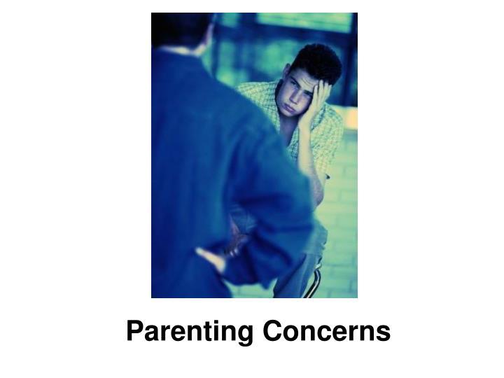 Parenting Concerns