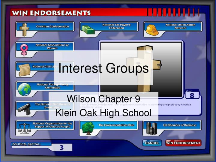 Interest groups l.jpg