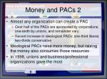 money and pacs 2