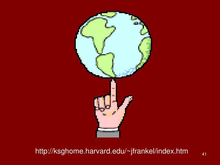 http://ksghome.harvard.edu/~jfrankel/index.htm