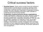 critical success factors1