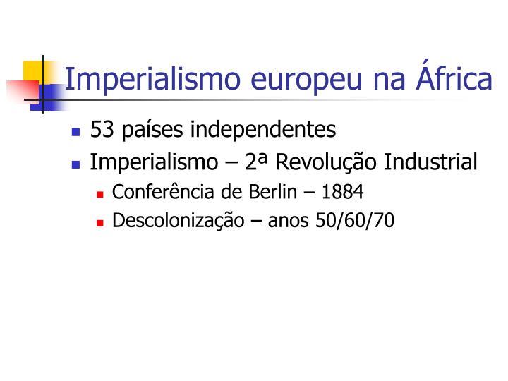 Imperialismo europeu na África
