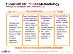 clearpath structured methodology