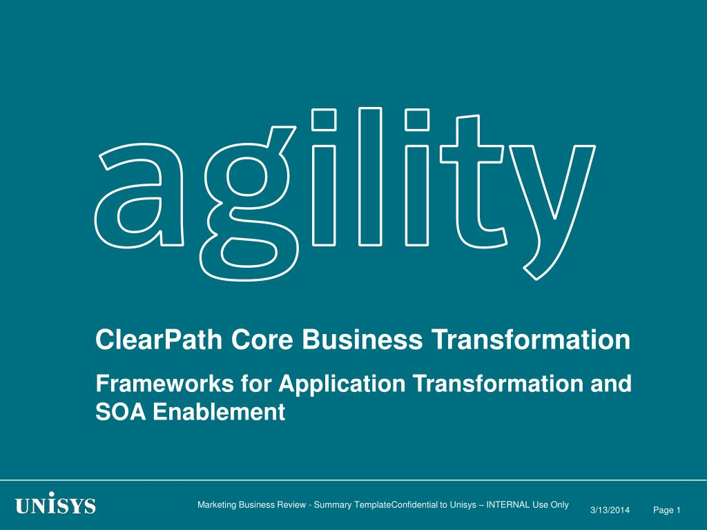 frameworks for application transformation and soa enablement