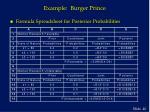 example burger prince10