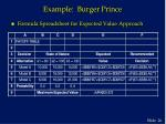 example burger prince3