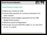oracle financial modules1