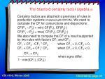 the stanford certainty factor algebra 2
