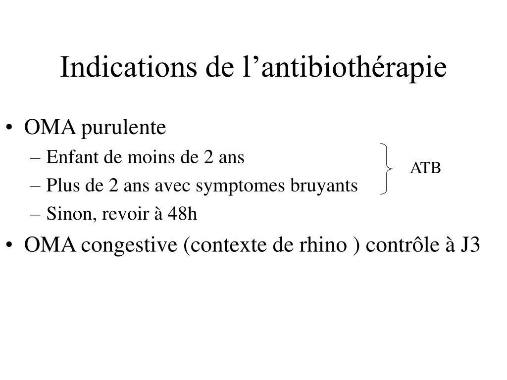 PPT - Infections de la sphère ORL aux urgences PowerPoint