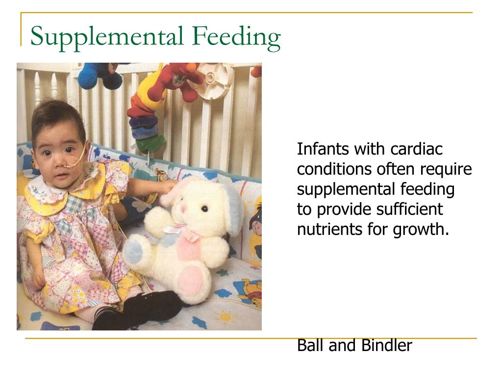 Supplemental Feeding