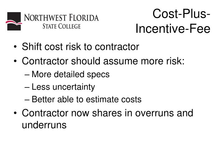 Cost-Plus-