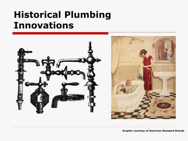 Historical Plumbing