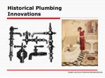 historical plumbing innovations1