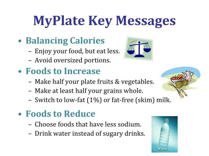 Balancing Calories
