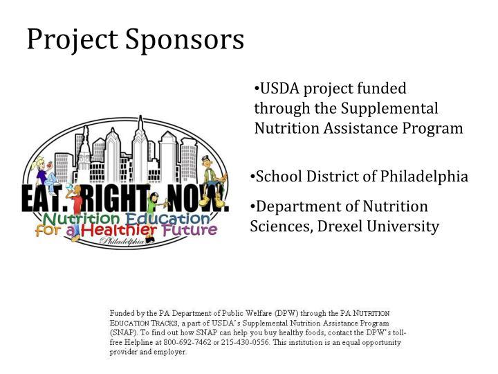 Project Sponsors