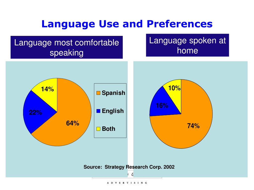 Language Use and Preferences