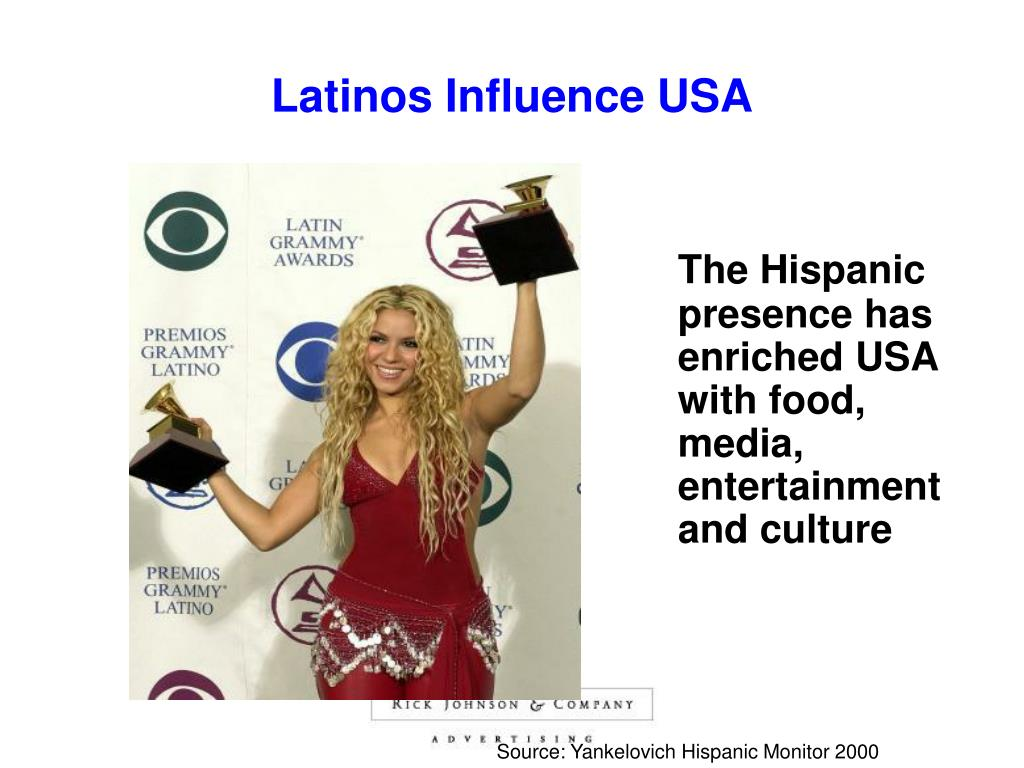 Latinos Influence USA
