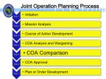 joint operation planning process2