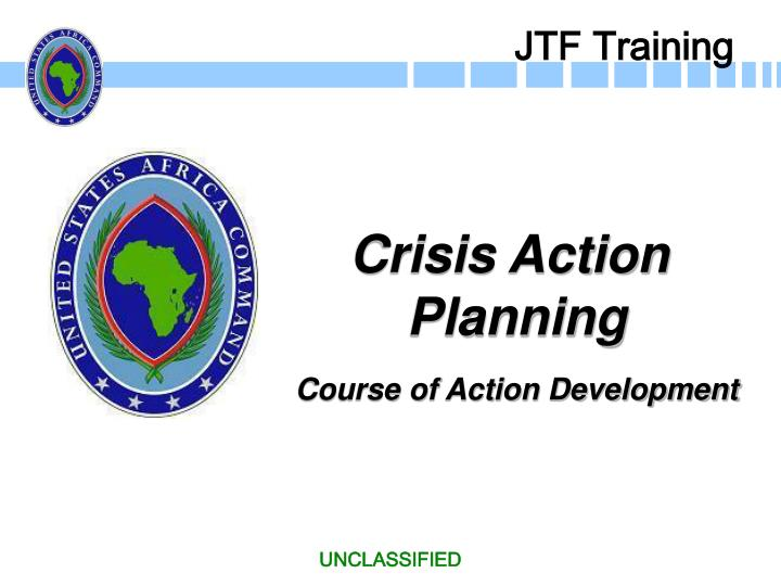 JTF Training