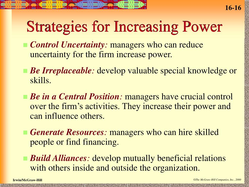 strategies and methods needed to influence organizational change and minimize conflict However, if conflict is not managed properly, it can be detrimental to an organization by threatening organizational unity, business partnerships, team relationships, and interpersonal connections.