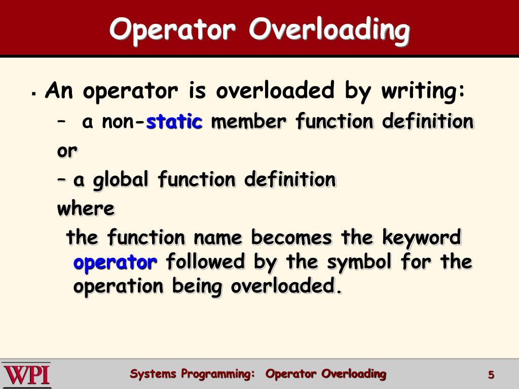 New and Delete operator overloading in C++