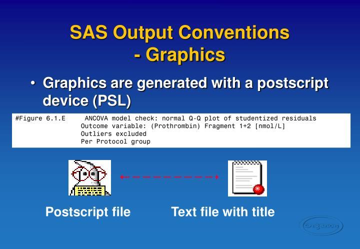 Postscript file