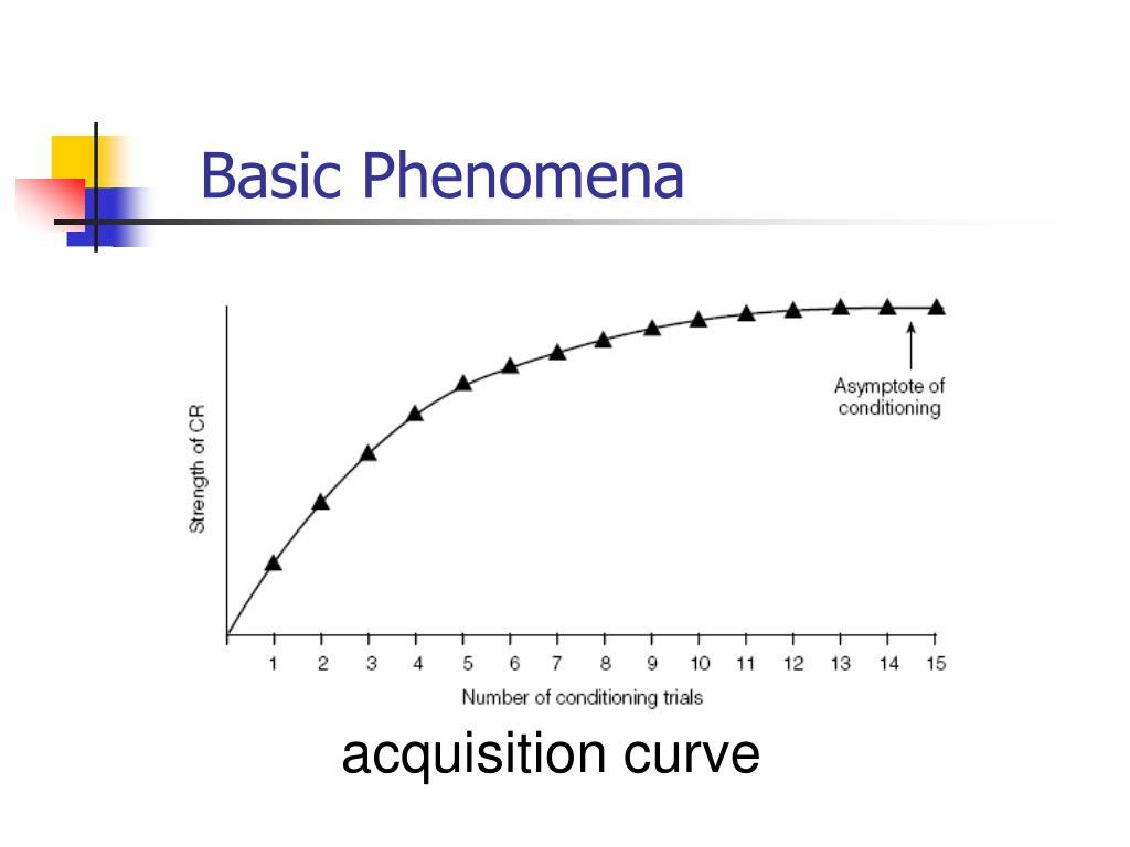 Basic Phenomena