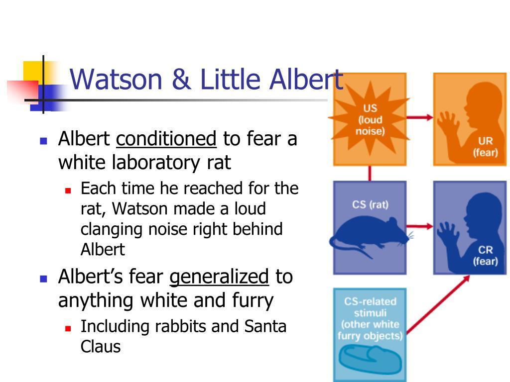 Watson & Little Albert