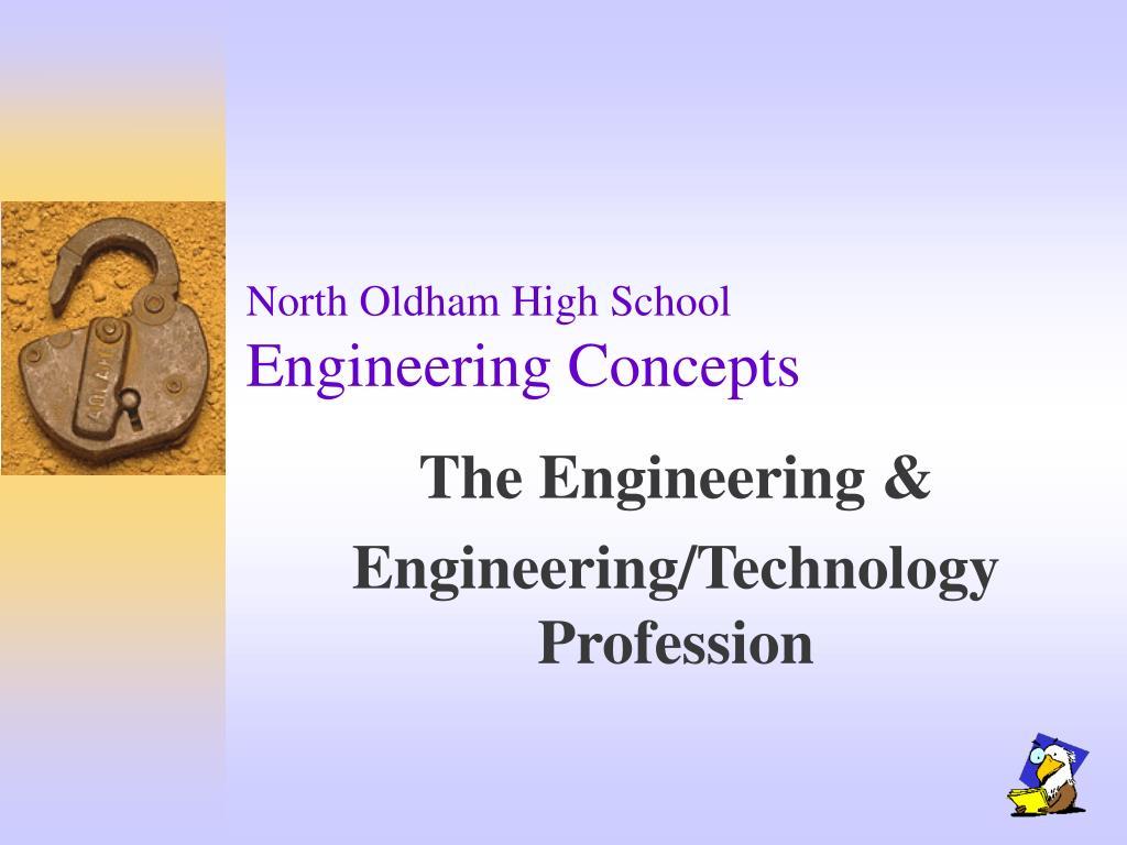 north oldham high school engineering concepts
