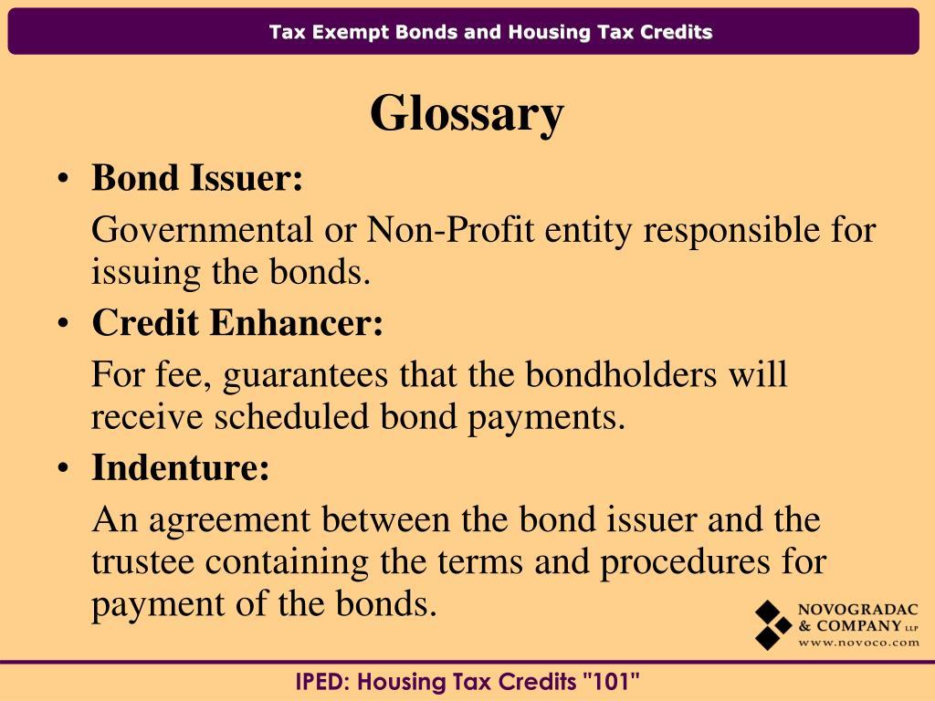 Bond Issuer: