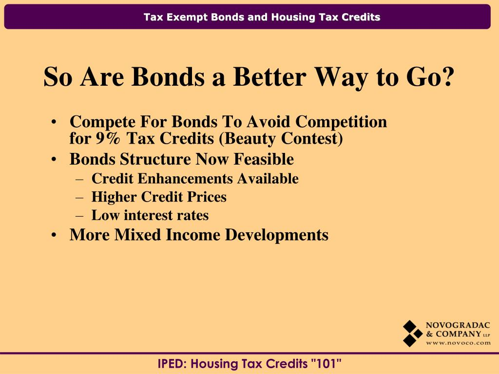 Compete For Bonds To Avoid Competition