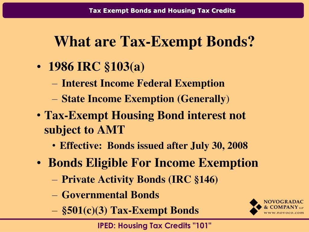 1986 IRC §103(a)