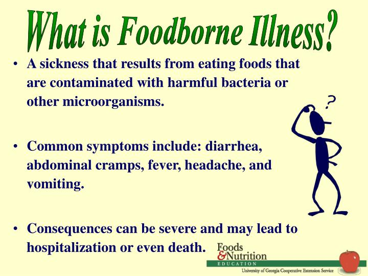 What is Foodborne Illness?