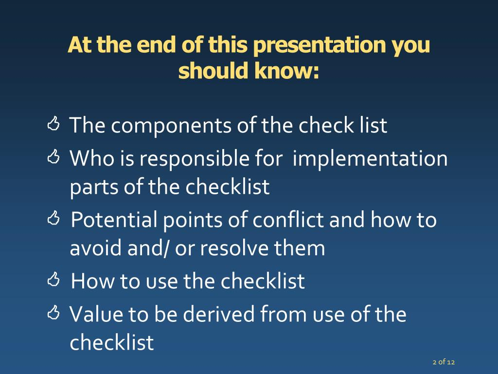 how to end a presentation powerpoint