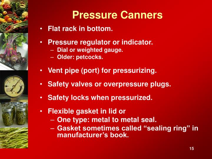 Pressure Canners