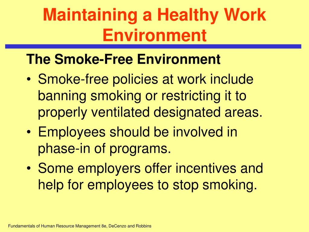 maintaining a healthy and safe working Workplace safety skip to main content maintaining regular meetings employers are required to protect the health and safety of employees at work.