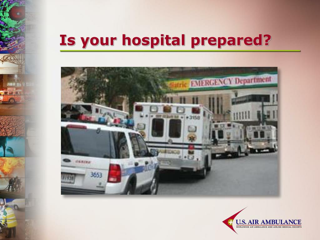 Is your hospital prepared?