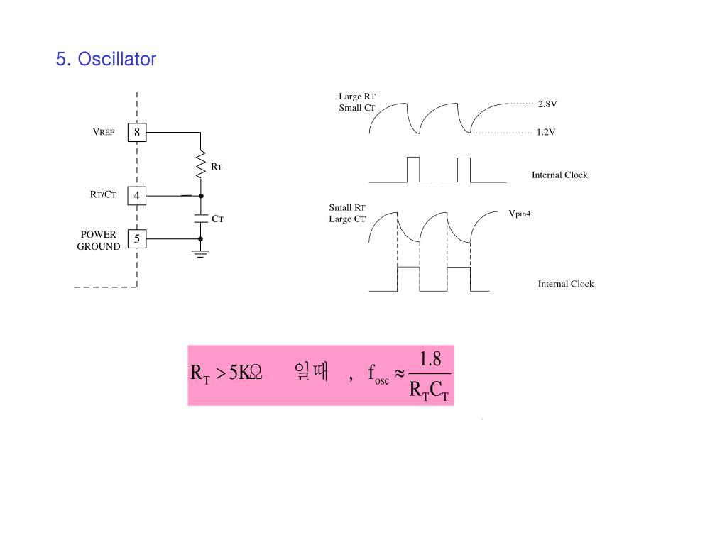 5. Oscillator