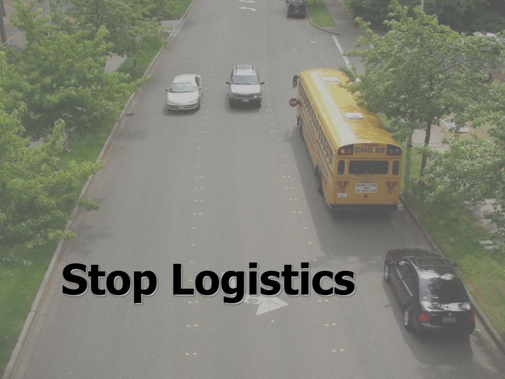 Stop Logistics