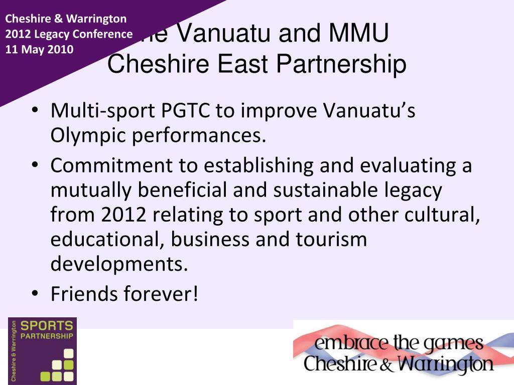 The Vanuatu and MMU