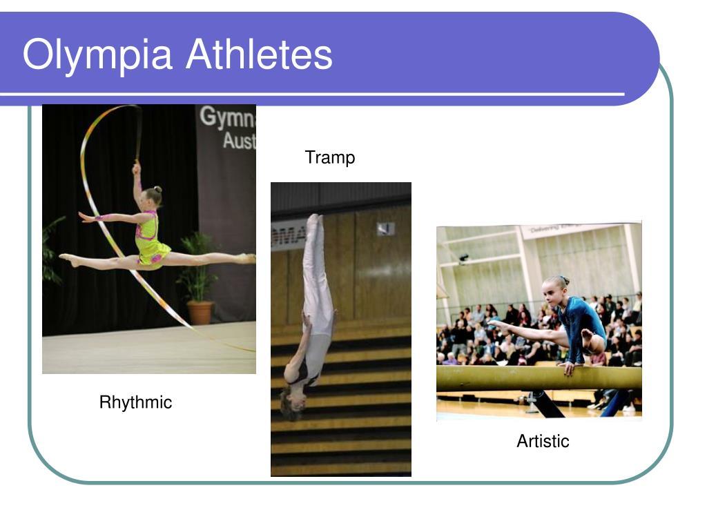 Olympia Athletes