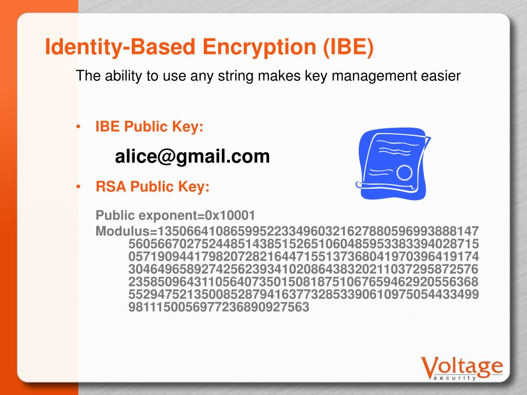 A Novel IBE Based Authentication Scheme for Network Storage