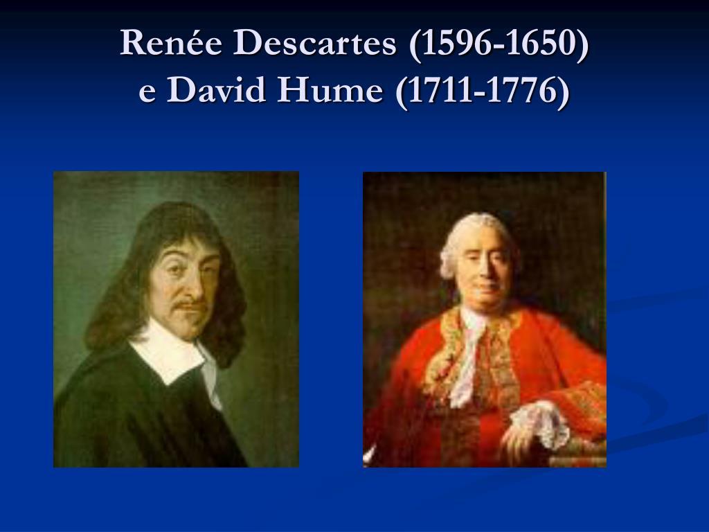 Renée Descartes (1596-1650)