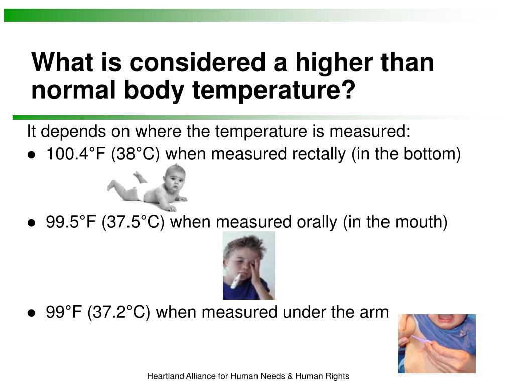 37.5 adult body temperature