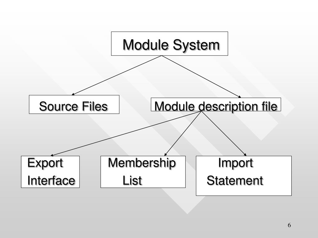 Module System