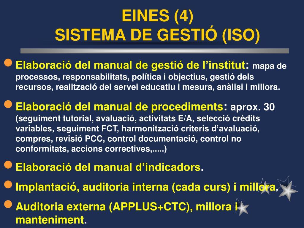 EINES (4)