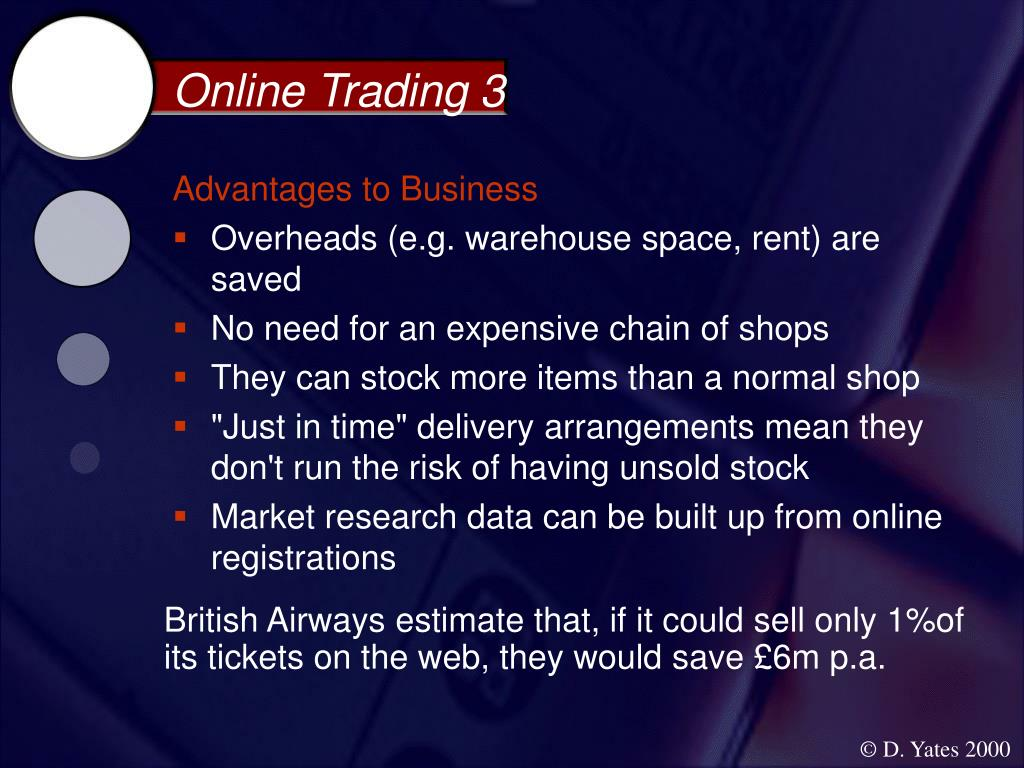 Online Trading 3